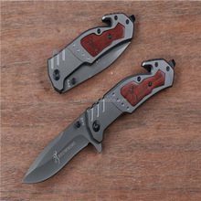 Browning X42 tactical multi-function tool outdoor pocket mini kukri knife light weight hiking camping knives