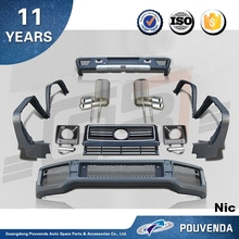 Car Body kit For MercedesBenz G-class W463 G65 2013 body kits (SMC material) auto parts from Pouvenda