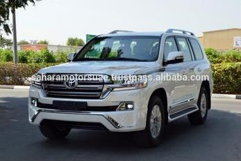 2016 Toyota Land Cruiser new cars export from Dubai