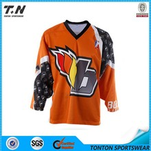Plus sizes 4xl black and yellow hockey jersey
