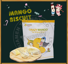 Freeze dried fruit of 100% natural dried mango