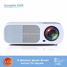 DH-mini296A lcd chip projector of android smart