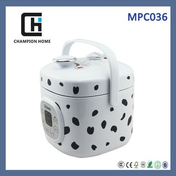 2L multifunction mini cooker cute portable rice cooker best practical cooker kitchen appliance electric pressure cooker