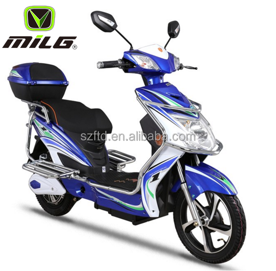 2016 60V20/32AH latest design electric motorcycle for sale