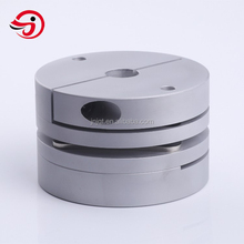 China JQT double disk stainless steel plate Ball screw Couplings