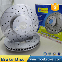 brake parts,Gray iron casting solid 286mm brake discs 0569210