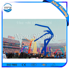 Giant custom Cheap Inflatable dancer advertising for sale