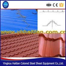 Color coated metal painted composite corrugated galvanized zinc steel roofing sheets price per sheet