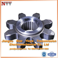external teeth drive wheel gear