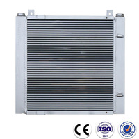 Bar plate Vacuum brazed hydraulic oil cooler for cat