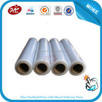 "18""x 80gauge stretch film for pallet wrap"