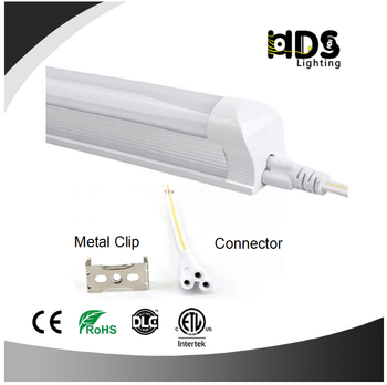 SMD 2835 Led tube lighting T8 1500mm 5ft 24w integrated tube led