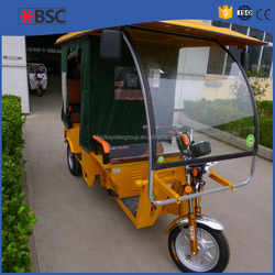 Cheap electric/solar power/motorized tuk 6 electric