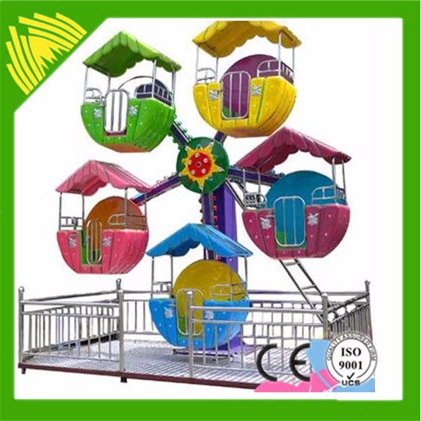 Exciting ! Park kiddie toy ferris wheel for sale