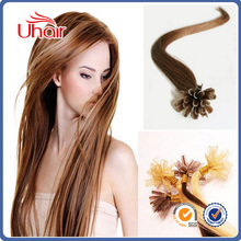 2016 New Arrival High Quality Wholesale Champion Charming Keratin Hair Extension