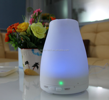 Cool Mist Humidifier Ultrasonic 100ML Electric Aroma Essential Oil Diffuser with LED Lamp