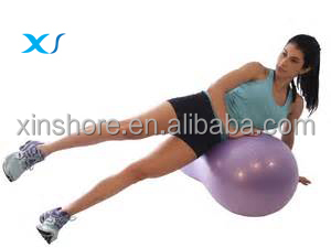 Wholesale Anti-Burst Peanut Ball , Yoga Massage Ball , Gym Ball