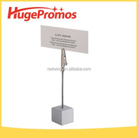Professional Promotional Customize Metal Memo Clip