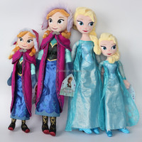 frozen princesses doll new cute Anna Elsa mini baby doll action figures frozen dolls toys