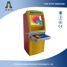 Currency exchange machine for bank and kiosk manufacturer