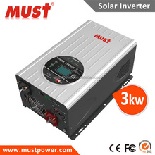 dc to ac pure sine wave solar power 5000w inverter 12v 220v with battery charger