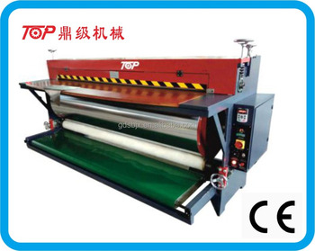 2300mm mega working size leather ironing machine