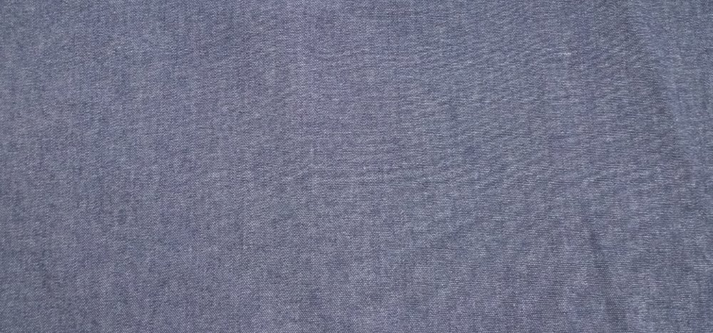 100% Cotton Denim Fabric for Gent's Shirt Twill 6.5oz 59/60""