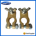 Universal Adaptor Marine Brass Battery Terminal with Wing Nut
