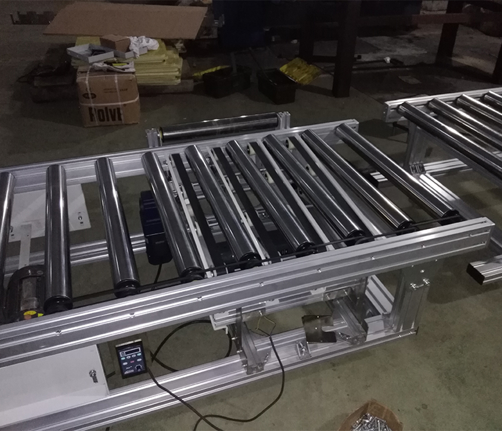 Manufacturer sales belt transfer