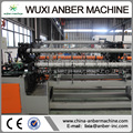PVC wire chain link fence machine