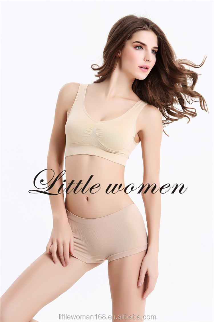 bra name brand Little Woman sport outdoor sport underwear
