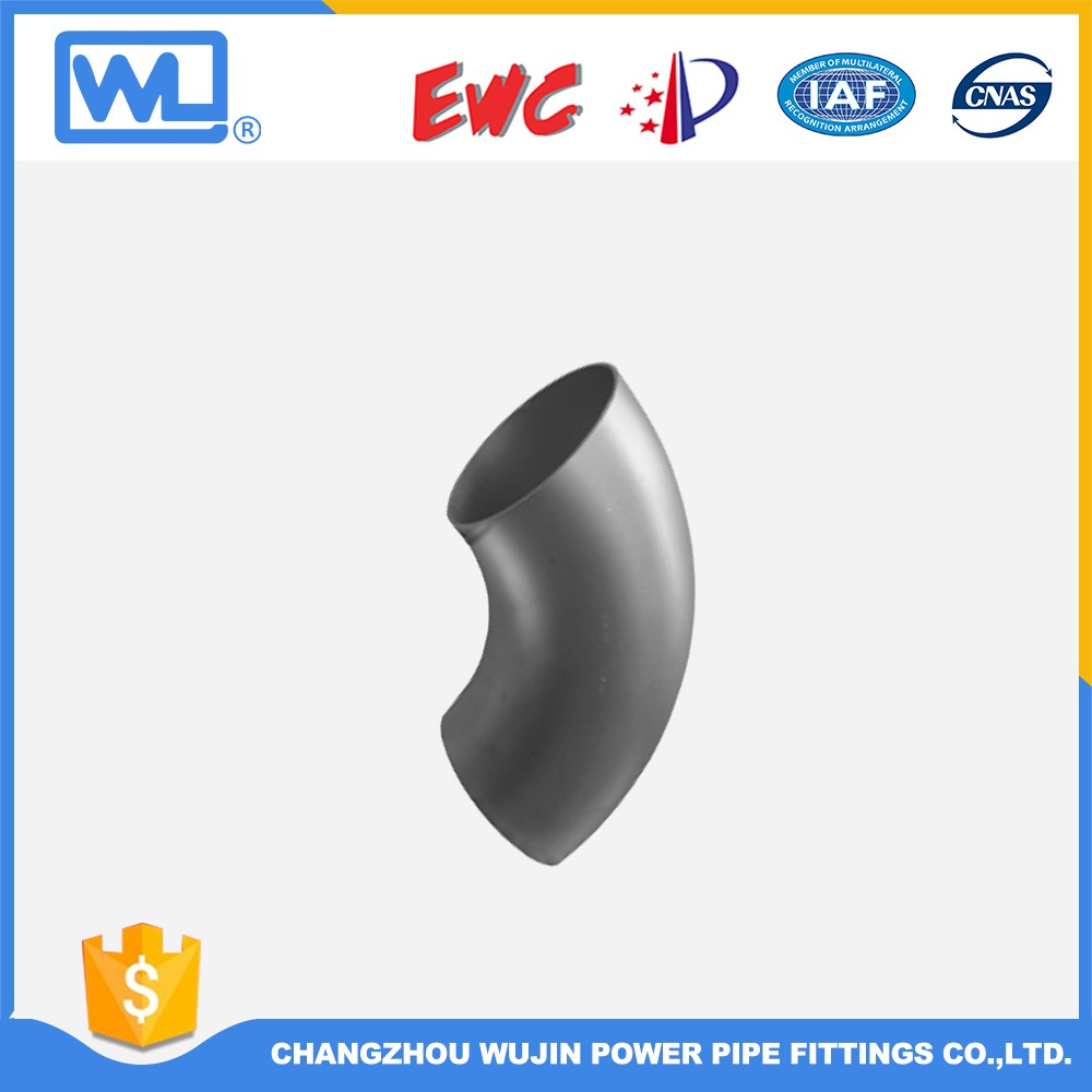 OEM Carbon Steel Long Radius Sch40 90 Degree Elbows