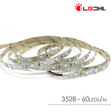 aluminum extrusion profile ws2811 ip68 led strip ws2812 flexible led stri3528 led strip light DC12V/24V RGB waterproof led strip
