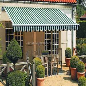 CHEAP AND SIMPLE STANDARD AWNING/AWNINGS WITH OR WITHOUT ELECTRIC MACHINE FOR GARDEN