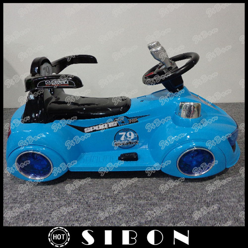 SIBON 6V 4.5ah electric car for kids ride on