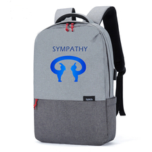 Custom computer backpack pack 15.6 inch notebook backpack