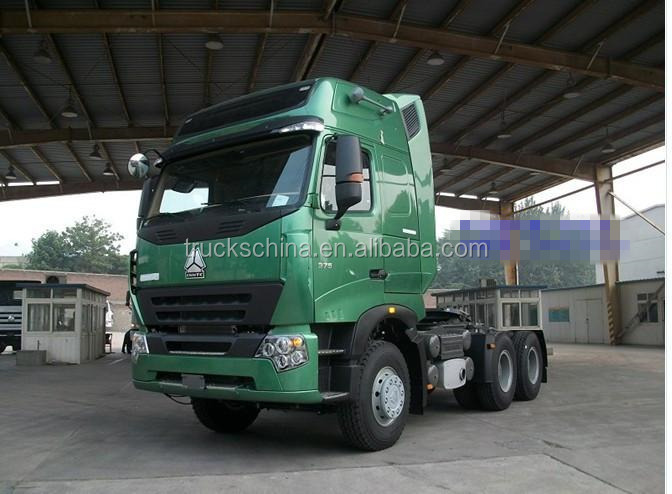 CNHTC SINOTRUK HOWO A7 Tractor Truck Trailer Head Truck For Sale