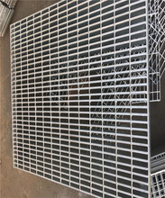 Offshore anti-rust galvanized steel platform grating