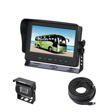 High Quality 7 Inch Tft Lcd Car Rearview Monitor For Bus
