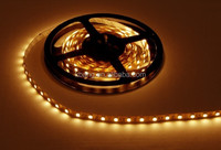 DC 12V 60LED 3528 Yellow Color Non-waterproof LED Flexible Strip Light