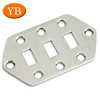 Custom Guitar Hardware Sheet Metal Stamping Guitar Control Plate