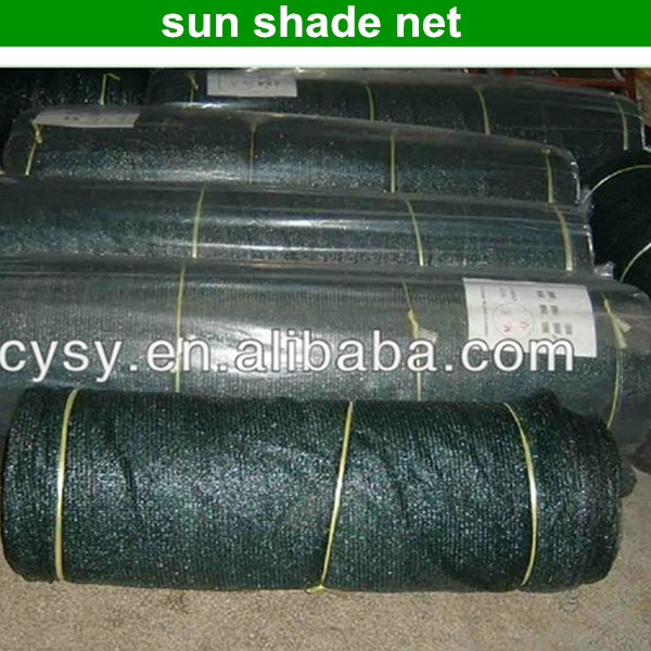 factory supply high quality shade net /greenhouse sun shde netting protect the vegetable from sun demage