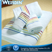 manufacter terry cloth 2014 hot sales second hand clothes germany towel