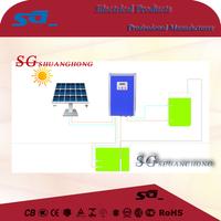 MPPT Grid-tie Solar Inverter Solar water Pump System