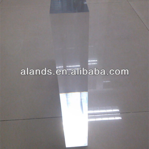 High transparency clear cast plastic 3mm acrylic sheet