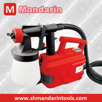 MANDARIN - classic design HVLP paint sprayer, spray gun, 500W