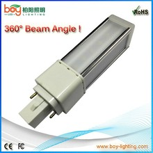 New 360 degree G24, 360 G24 Beam angle, G24 4 side g24 led