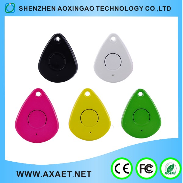 Colorful Mini Gift Wireless Object Locator Bluetooth Tag CC2541 Key Finder