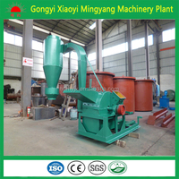 Factory supply directly wood mill crusher/branch crushing machine/log crushing machinery008613838391770