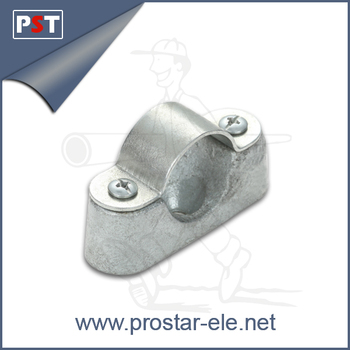 Hot Dipped Galvansized Malleable Iron Distance Saddle For Clamp Fitting